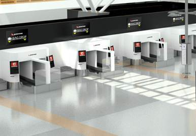 ICM Auto Bag Drops installed at Qantas hit 10 million bags
