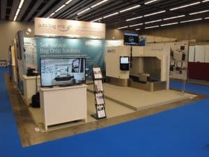 ICM Passenger Terminal Exhibition in Barcelona