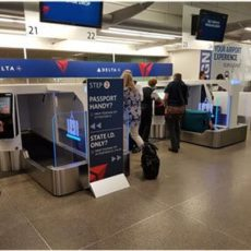 Delta Air Lines Auto Bag Drop units successfully go-live and make headlines in the USA