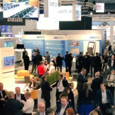 ICM exhibits at PTE Stockholm 2018