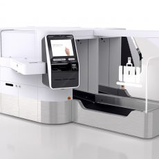 Qantas now live with 4 x new Series 7 Hybrid Fixed Desk ABDs