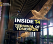 'Inside T4: Terminal of Tomorrow' by National Geographic featuring ICM's Auto Bag Drop units