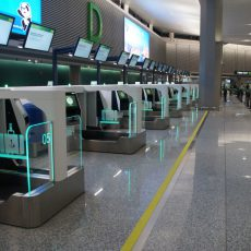 Shanghai Hongqiao International Airport goes live with ICM's self-service bag drop