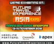 ICM exhibits at FTE Asia 2018