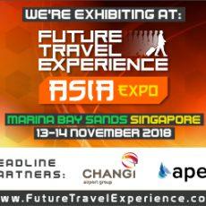 ICM exhibits at FTE Asia 2018