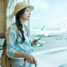 Five technology trends to shape the airport of the future