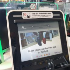 Amadeus touchless bag drop technology trialled at Heathrow Airport